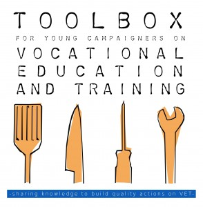 Toolbox for young campaigners on Vocational Education and Training