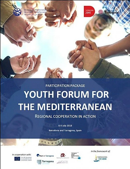 First Youth Forum for the Mediterranean: the starting point of a great cooperation channel!