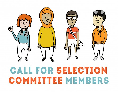 Call for Selection Committee Members 2019