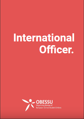 International Officer Welcome Guide