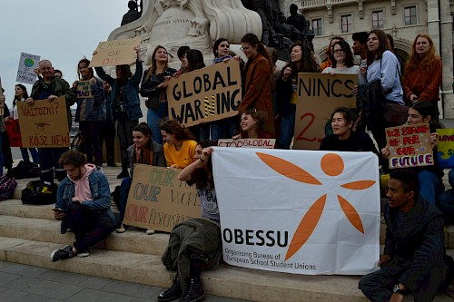 OBESSU Supports the Global Strike for Future