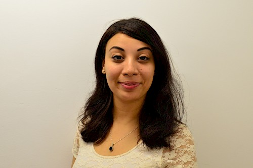 Meet Mariam, our new Programme Assistant!